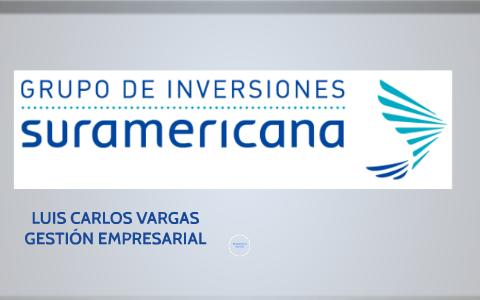 Grupo De Inversiones Suramericana Es Una Compañía Holding L