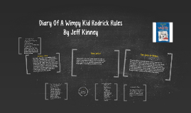 Diary Of A Wimpy Kid Rodrick Rules By C Koberna