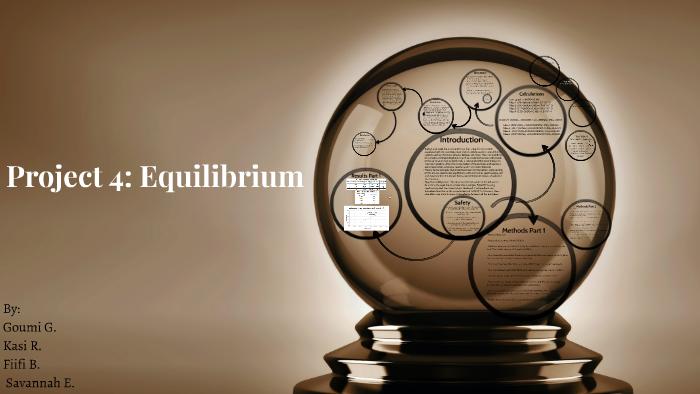 Project 4: Equilibrium by Goumi Gokul on Prezi