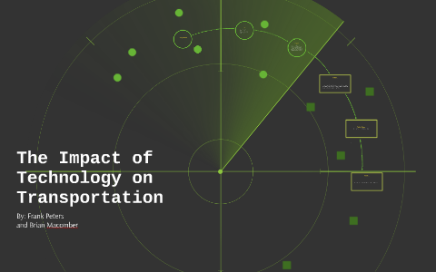 impact of technology on transportation