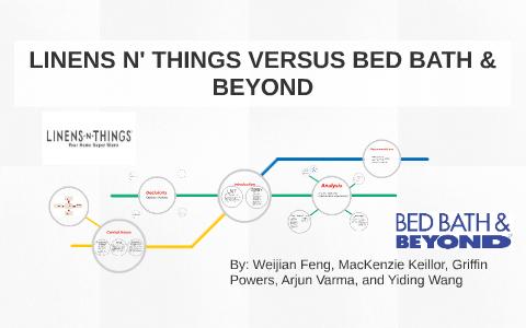 Linens N Things Versus Bed Bath Beyond By Mackenzie Keillor On Prezi