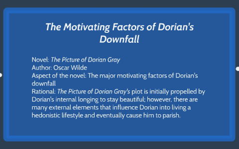 hedonism in the picture of dorian gray