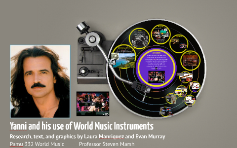 Yanni's Use of World Music Instruments by Evan Murray on Prezi