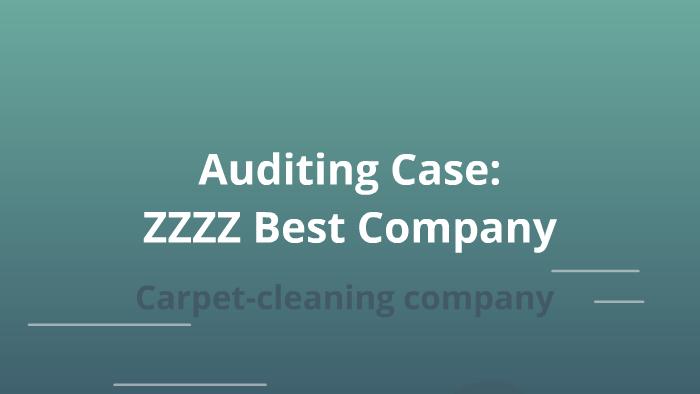 zzzz best company case