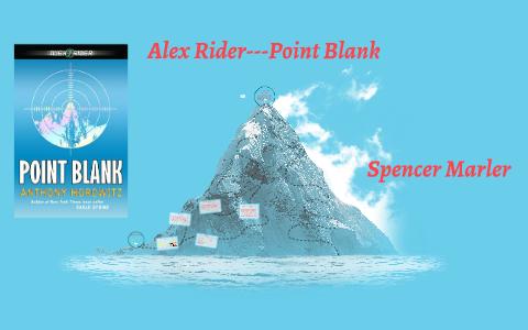 alex rider point blanc summary