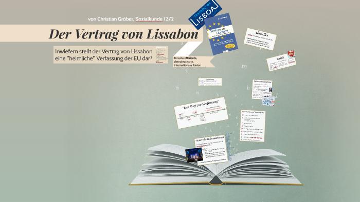 Vertrag Von Lissabon By Christian Gröber On Prezi