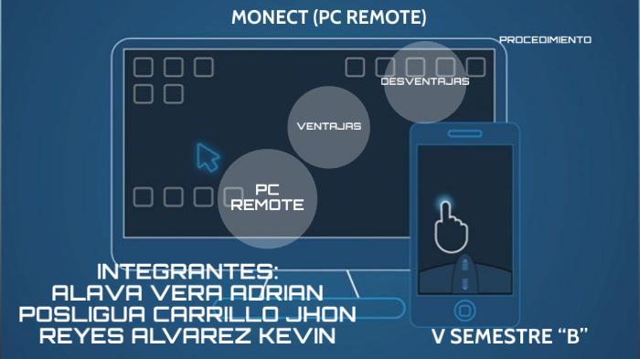 PC REMOTE by on Prezi Next