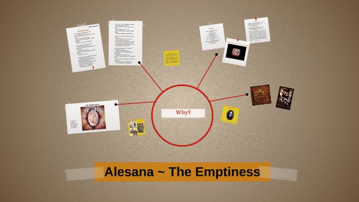 Alesana ~ The Emptiness by Onita Shamon on Prezi
