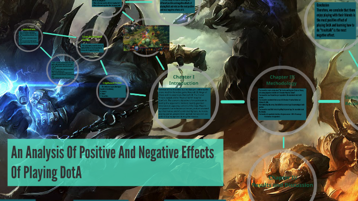 dota addiction thesis