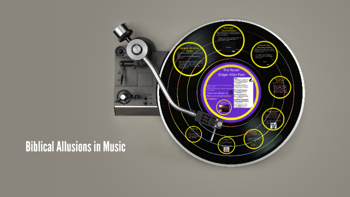 Biblical Allusions in Music by Natalie Quick on Prezi