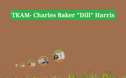 dill harris character traits