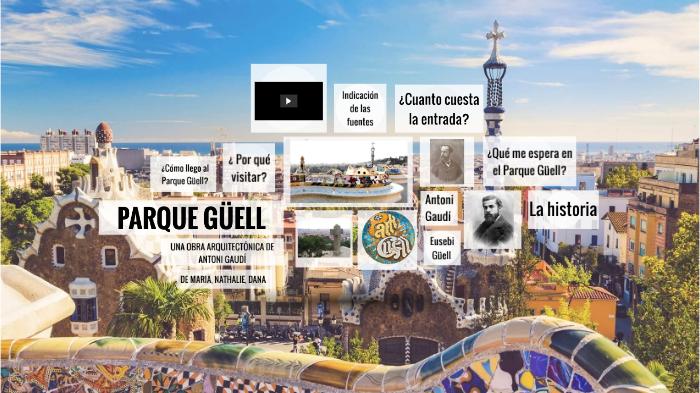 Parque Guell By Nathalie Kulik On Prezi Next