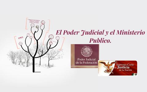El Poder Judicial Y El Ministerio Publico By Zsuzsanna