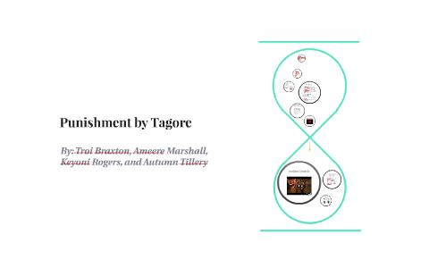 tagore punishment summary