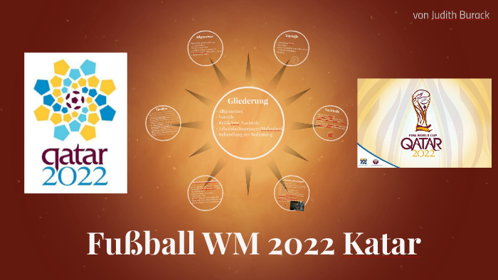 Fussball Wm 2022 Katar By Judith Burack On Prezi