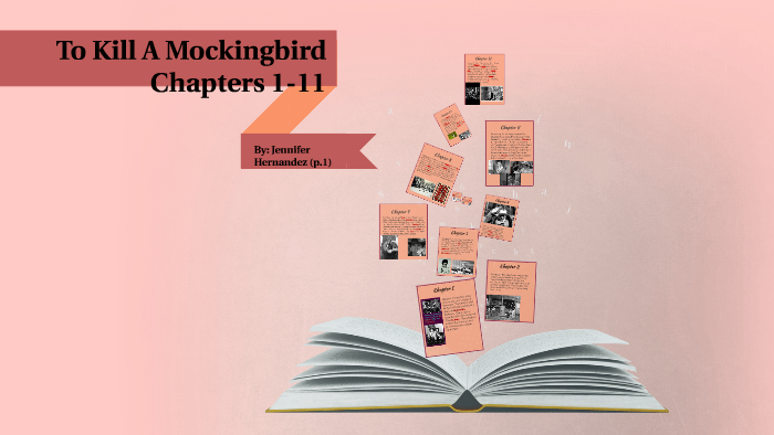 chapter review to kill a mockingbird