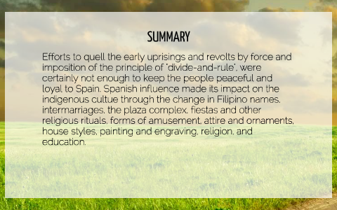 CULTURAL CHANGES AND IDENTITY (1600-1800) by Ronnel Gambong