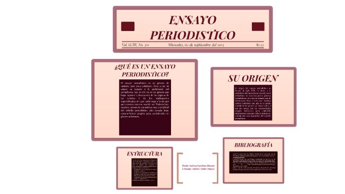 Ensayo Periodistico By Paula Cardoso On Prezi