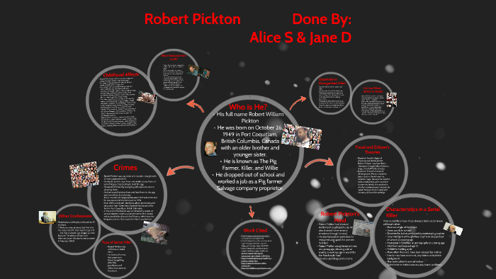 Robert Pickton by Alice sheldrick on Prezi