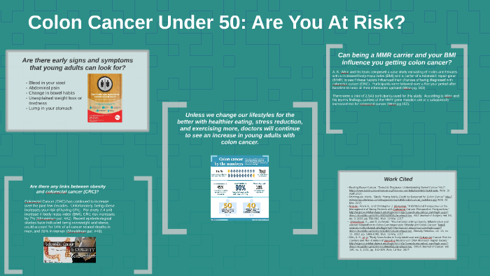 Colon Cancer And Under 50 Are You At Risk By Donna Clack