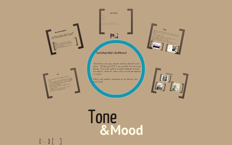 Tone & Mood- Images by Meagan Pike on Prezi