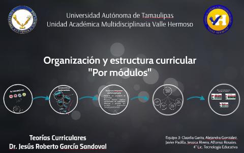 Estructura Curricular Modular By Jessica Navid On Prezi