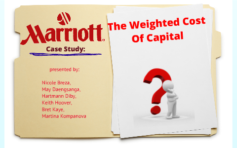 marriott corporation case study