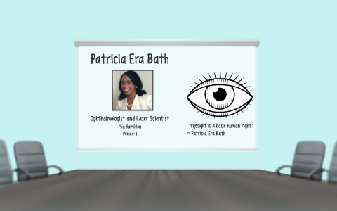 who did patricia bath marry