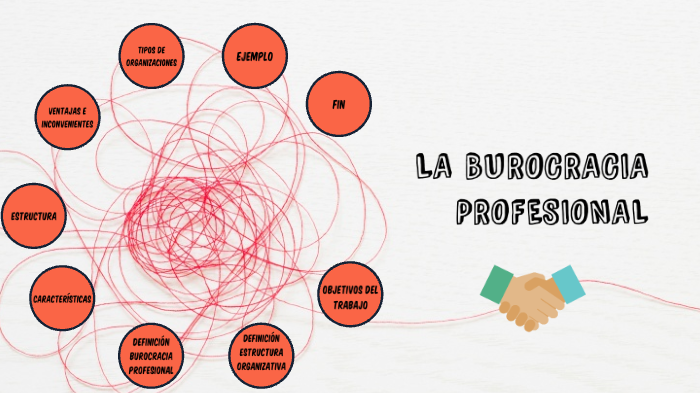 Def La Burocracia Profesional By Nuria Moreno Lozano On