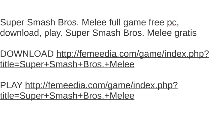 How to play super smash bros melee online on mac/pc!! (dolphin emu.