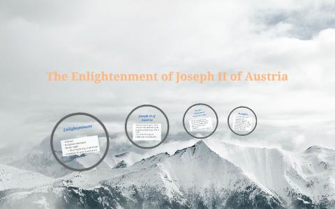 joseph ii of austria enlightenment