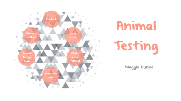 Animal Testing by Margaret Dunne on Prezi Next