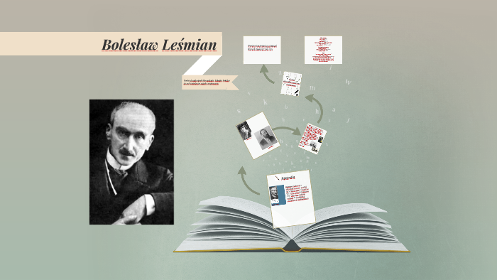 Bolesław Leśmian By Kamil B On Prezi