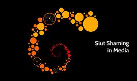 Slutshaming Volume 1
