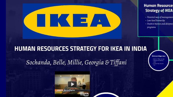 Human Resources Strategy For Ikea In
