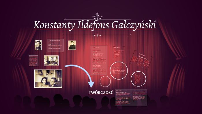 Konstanty Ildefons Gałczyński By Alexandra Setar On Prezi