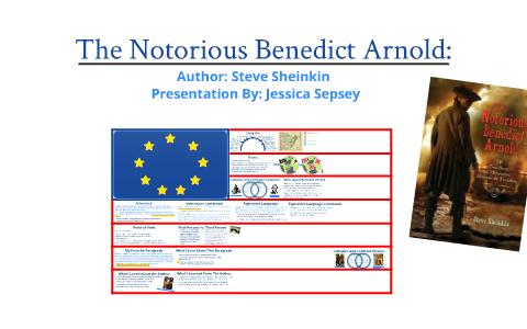 notorious benedict arnold summary