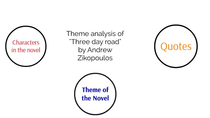 three day road analysis