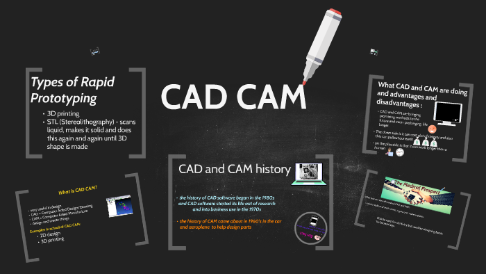 What Is Cad Cam By All Kef On Prezi