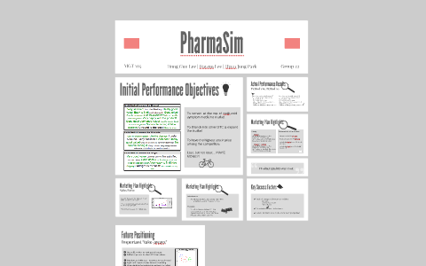 pharmasim highest stock price
