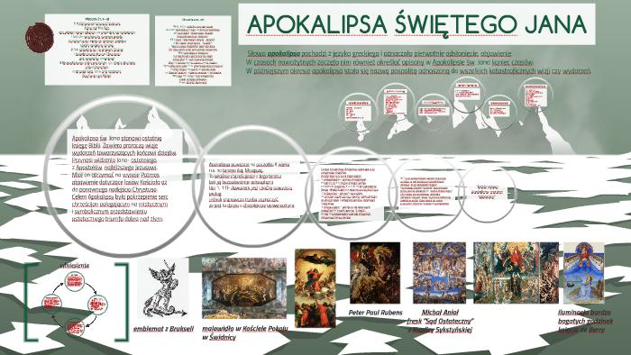 Apokalipsa świętego Jana By Aleksandra Grochowska On Prezi