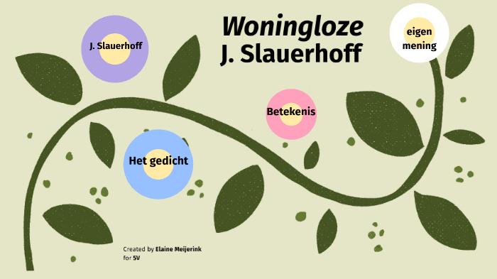 Woningloze Van J Slauerhoff By Elaine Meijerink On Prezi Next