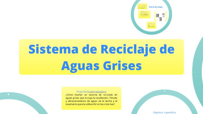 Lavabo Recicla Agua.Sistema De Reciclaje De Aguas Grises By Diana Lucia On Prezi