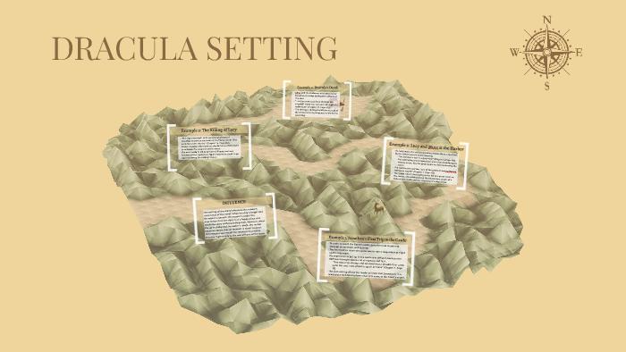 dracula setting