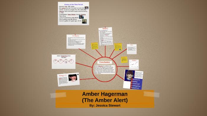 Amber Hagerman by Jessica Stewart on Prezi