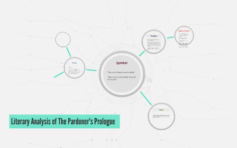 the pardoner analysis