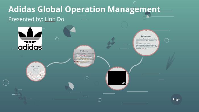 mejor coleccion diseño innovador más de moda Adidas Global Operation Management by Linh Do on Prezi