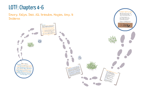 Lord Of The Flies Chapter 4 6 By Emory Williams On Prezi