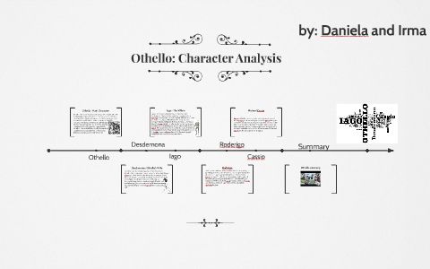 Othello character essay