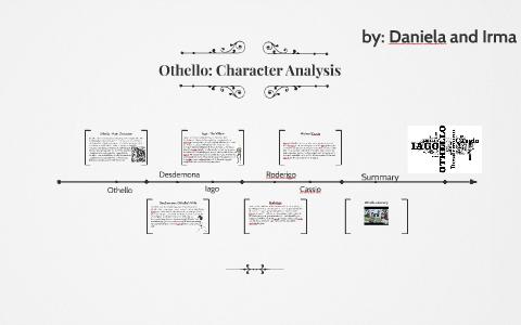 Othello character essay